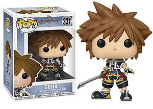 Pop! Disney Kingdom Hearts Vinyl Figure Sora #331