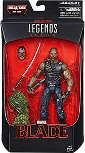 "Marvel Legends BAF Man-Thing Series 6"" Action Figure Blade"