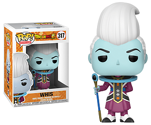 Pop! Animation Dragon Ball Super Vinyl Figure Whis #317