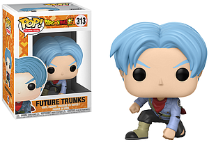 Pop! Animation Dragon Ball Super Vinyl Figure Future Trunks #313