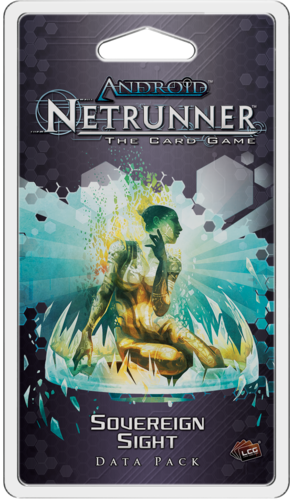 Android: Netrunner - Sovereign Sight