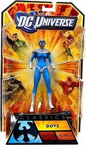 "Mattel DC Universe Showcase 6"" Series 20 Dove"