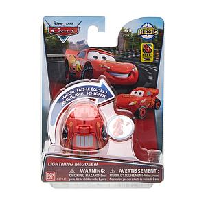 Bandai Big Hero 6  Hatch'n Heroes (Transforming Figure) Lightning McQueen