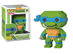 Pop! 8-Bit Teenage Mutant Ninja Turtles Vinyl Figure Leonardo