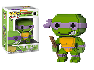 Pop! 8-Bit Teenage Mutant Ninja Turtles Vinyl Figure Donatello