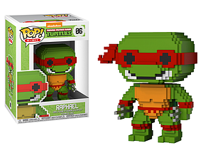 Pop! 8-Bit Teenage Mutant Ninja Turtles Vinyl Figure Raphael