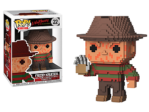 Pop! 8-Bit Horror A Nightmare on Elm Street Vinyl Figure Freddy Krueger #22