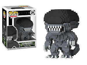 Pop! 8-Bit Horror Vinyl Figure Alien