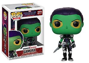 Pop! Games Guardians of the Galaxy: The Telltale Series Vinyl Figure Gamora #277