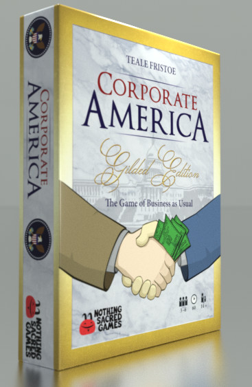 Corporate America Gilded Edition