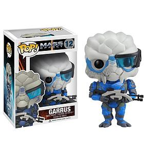 Pop! Games Mass Effect Vinyl Figure Garrus #12 (Retired)