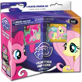 My Little Pony Collectible Card Game Premiere Edition 2-Player Starter Set
