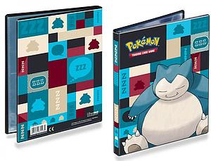 Pokemon Snorlax 4-Pocket Portfolio
