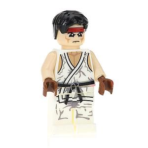 Video Games Street Fighter Minifigure: Ryu (VG-25)
