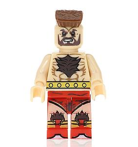 Games Street Fighter Minifigure: Zangief