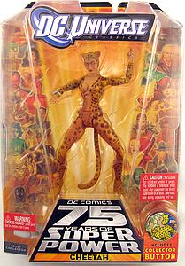 "Mattel DC Universe Wonder Woman 6"" Series 13 Cheetah"