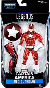 "Marvel Legends BAF Giant Man Series Civil Wars 6"" Action Figure Red Guardian"