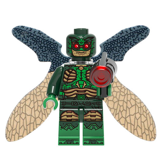 DC Comics SuperHeroes Minifigure: Parademon (Green)