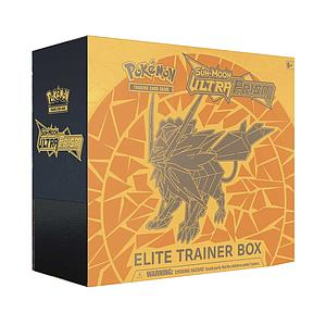 Pokemon Trading Card Game: Sun & Moon #5 Elite Trainer Box