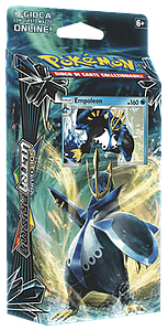 Pokemon Trading Card Game: Sun & Moon Ultra Prism Theme Deck A
