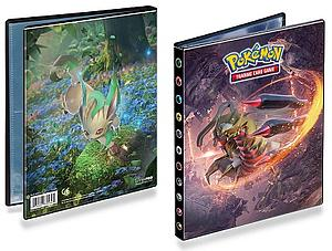 Pokemon Trading Card Game: Sun & Moon Ultra Prism (SM5) 4-Pocket Portfolio