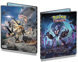 Pokemon Trading Card Game: Sun & Moon Ultra Prism (SM5) 9-Pocket Portfolio