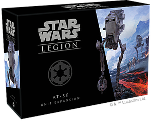 Star Wars: Legion AT-ST Unit Expansion