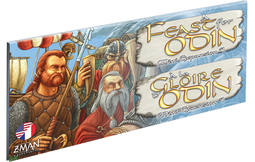 A Feast for Odin: Mini Expansion #1