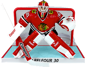 NHL Ed Belfour (Chicago Blackhawks)