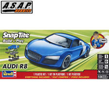 Revell 1:24 SnapTite Model Kit Audi R8 (85-1690) (Retired)
