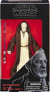 "Star Wars The Black Series 6"" Action Figure Obi-Wan Kenobi"