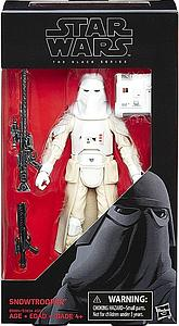 "Star Wars The Black Series 6"" Action Figure Snowtrooper"