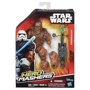 "Star Wars Hero Mashers 6"" Action Figure Chewbacca"