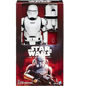 "Star Wars The Force Awakens 12"" First Order Flametrooper"