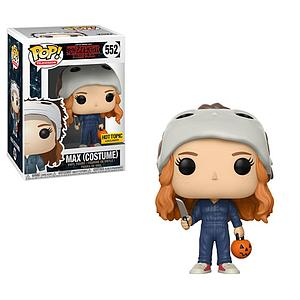 Pop! Television Stranger Things 2 Vinyl Figure Max (Costume) #552 Hot Topic Exclusive