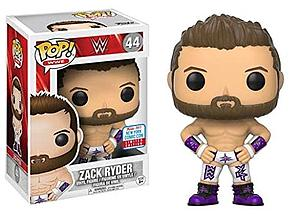 Pop! WWE Vinyl Figure Zack Ryder #44 2017 Fall Convention Exclusive