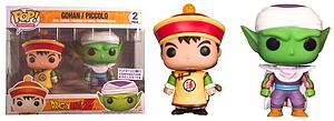 Pop! Animation Dragon Ball Z Vinyl Figure 2-Pack Gohan & Piccolo Funimation Exclusive