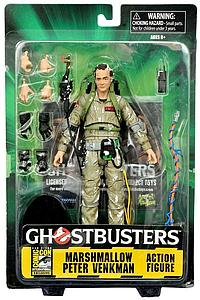 Ghostbusters Select Series Action Figure Peter Venkman 2016 SDCC Exclusive