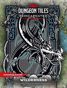 Dungeons & Dragons Roleplaying Game Tiles Reincarnated: The Wilderness