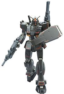Gundam High Grade Gundam The Origin 1/144 Scale Model Kit: #017 RX-78-01(N) Gundam Local Type (North American Type)