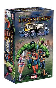 Legendary: Champions Expansion