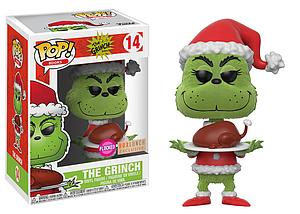 Pop! Holidays Dr. Seuss the Movie Vinyl Figure The Grinch #14 (BoxLunch Exclusive)