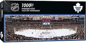 Panoramic Puzzle: NHL Hockey Toronto Maple Leafs