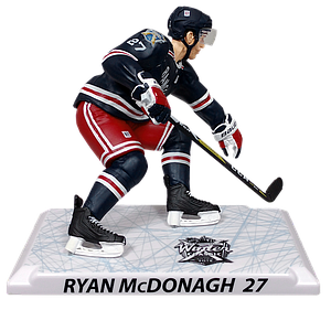 NHL Ryan McDonagh (New York Rangers) Limited Edition Winter Classic