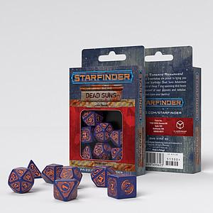 Starfinder Roleplaying Game: Dead Suns Dice Set