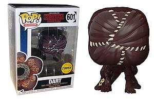Pop! Television Stranger Things Vinyl Figure Dart #601 Chase