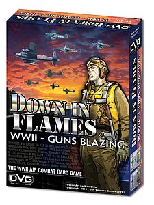 Down in Flames: WWII-Guns Blazing
