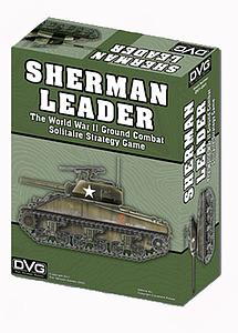 Sherman Leader Includes the Tiger Leader Upgrade Kit