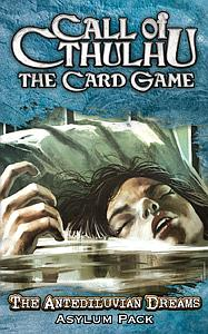 Call of Cthulhu: The Card Game - The Antediluvian Dreams Asylum Expansion Pack