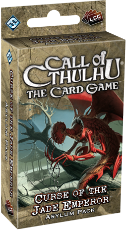 Call of Cthulhu: The Card Game - Curse Of The Jade Emperor Expansion Pack